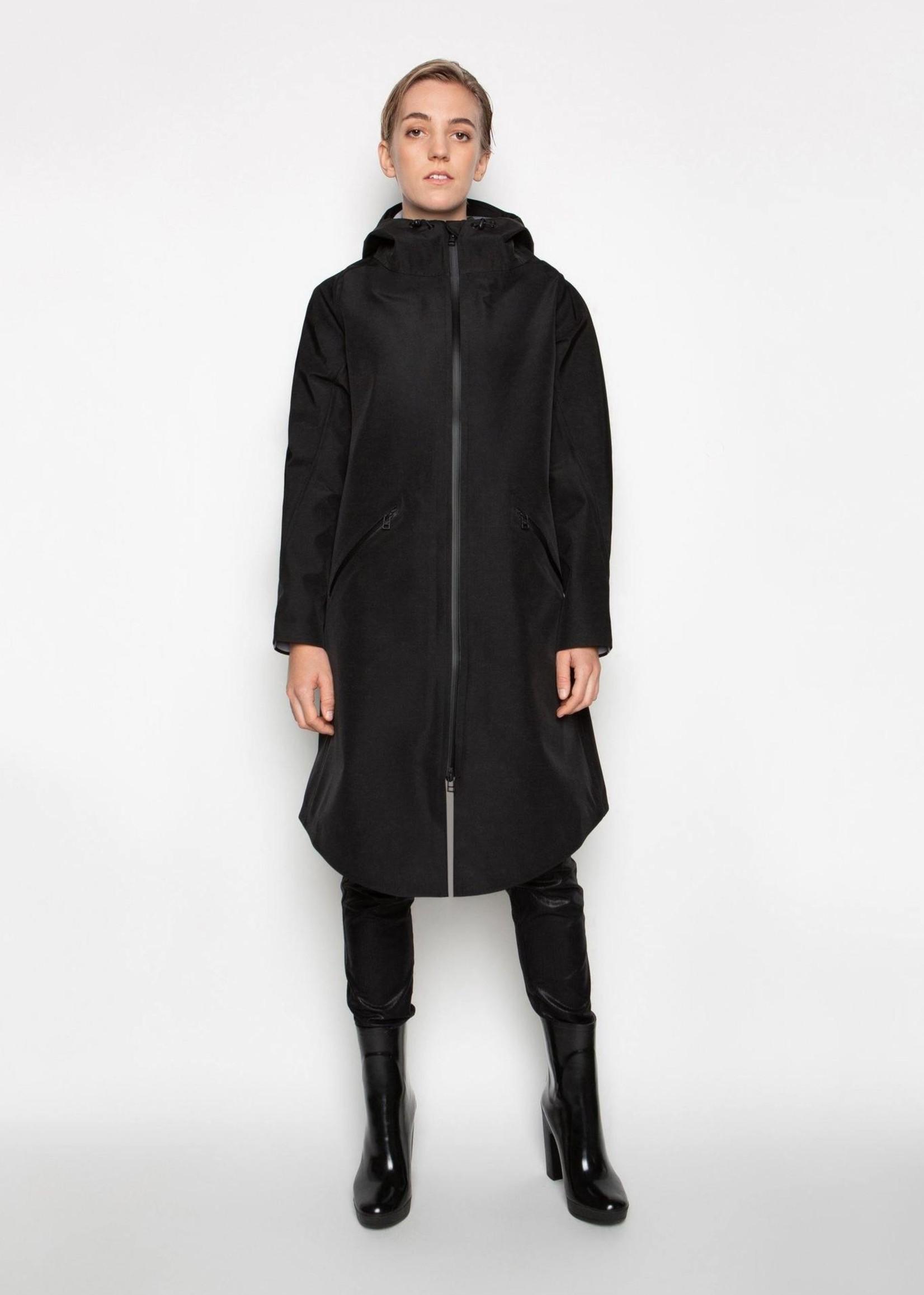 By Brown By Brown wave raincoatblack M
