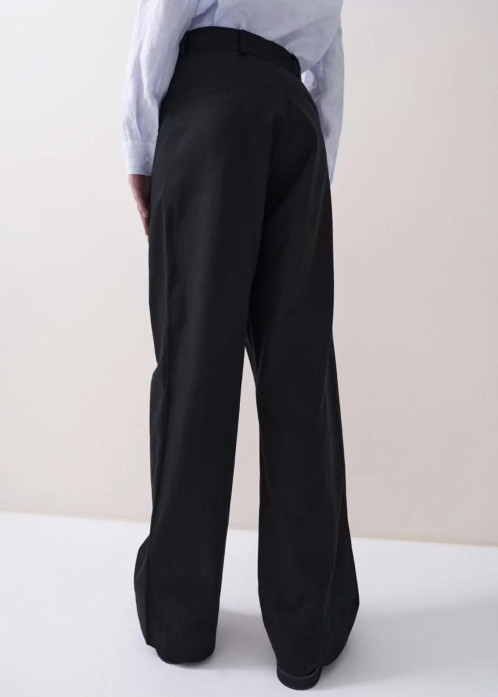 rikastudios rikastudios ulrika pants cotton black