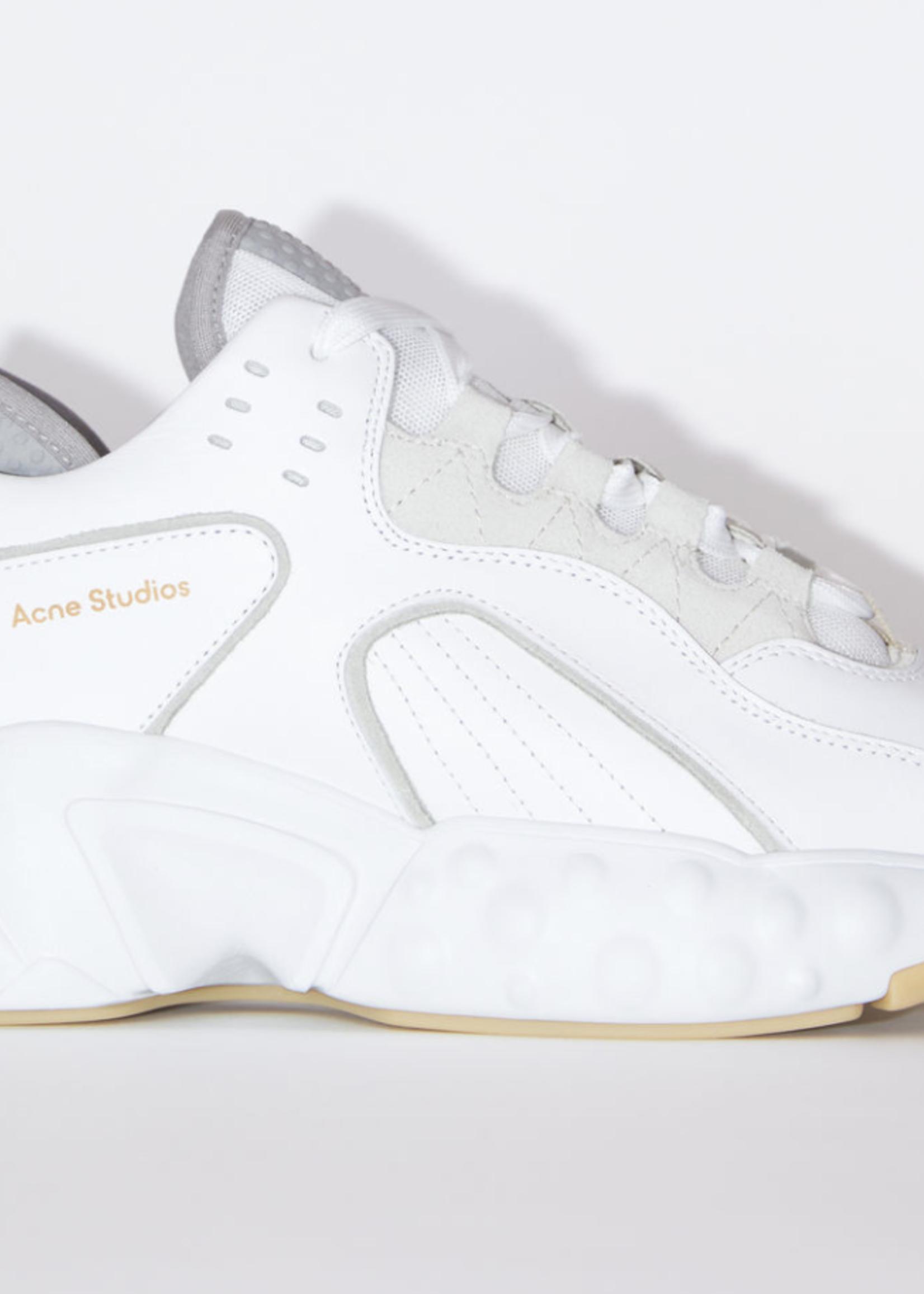 Acne Studios Acnestudios Manhattan nappa white white sneaker