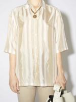 Acne Studios Acnestudios  shirt stripte red /brown