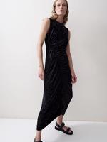 rikastudios rika studios olympia dress black