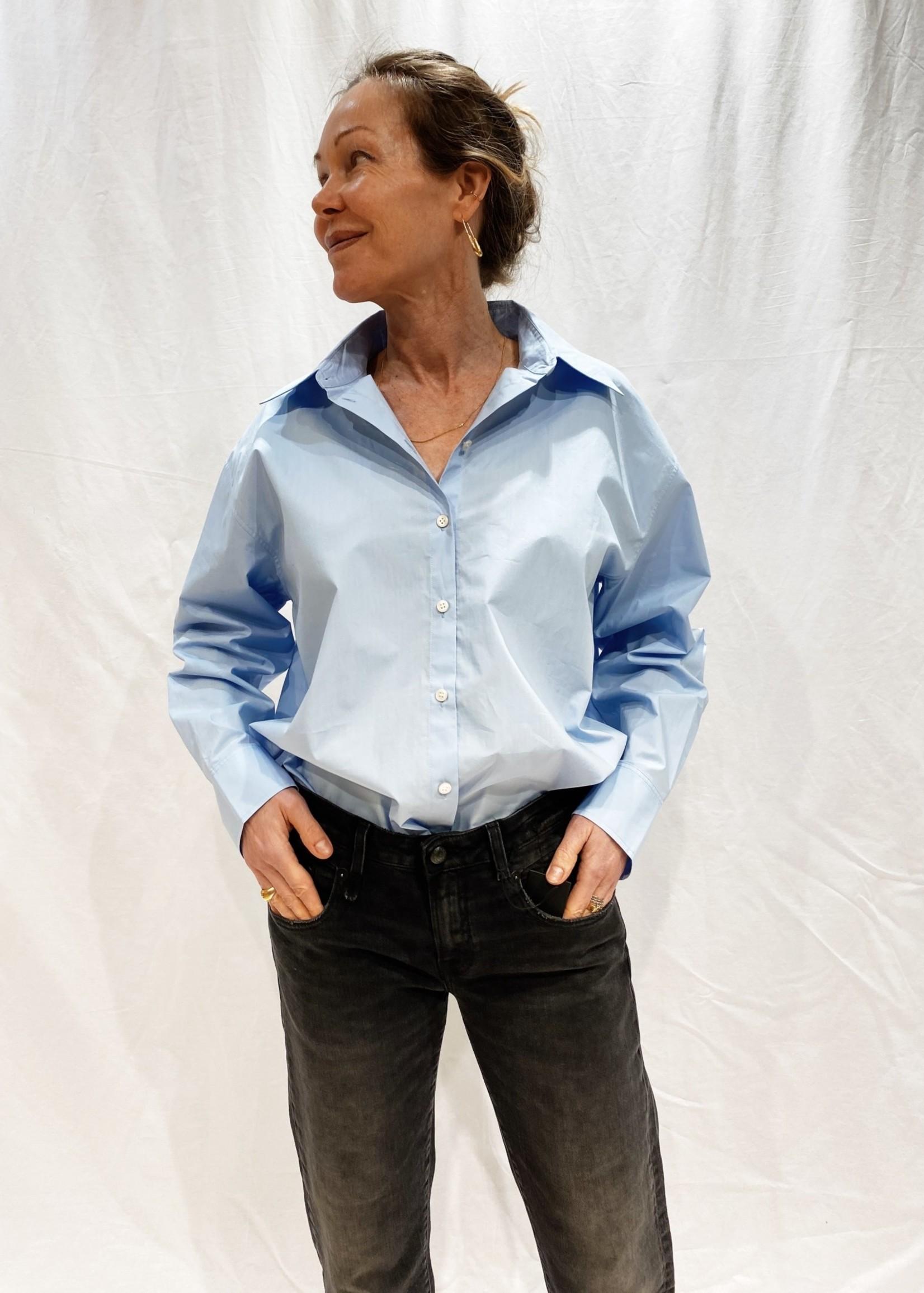 Acne Studios Acnestudios  Stella poplin shirt