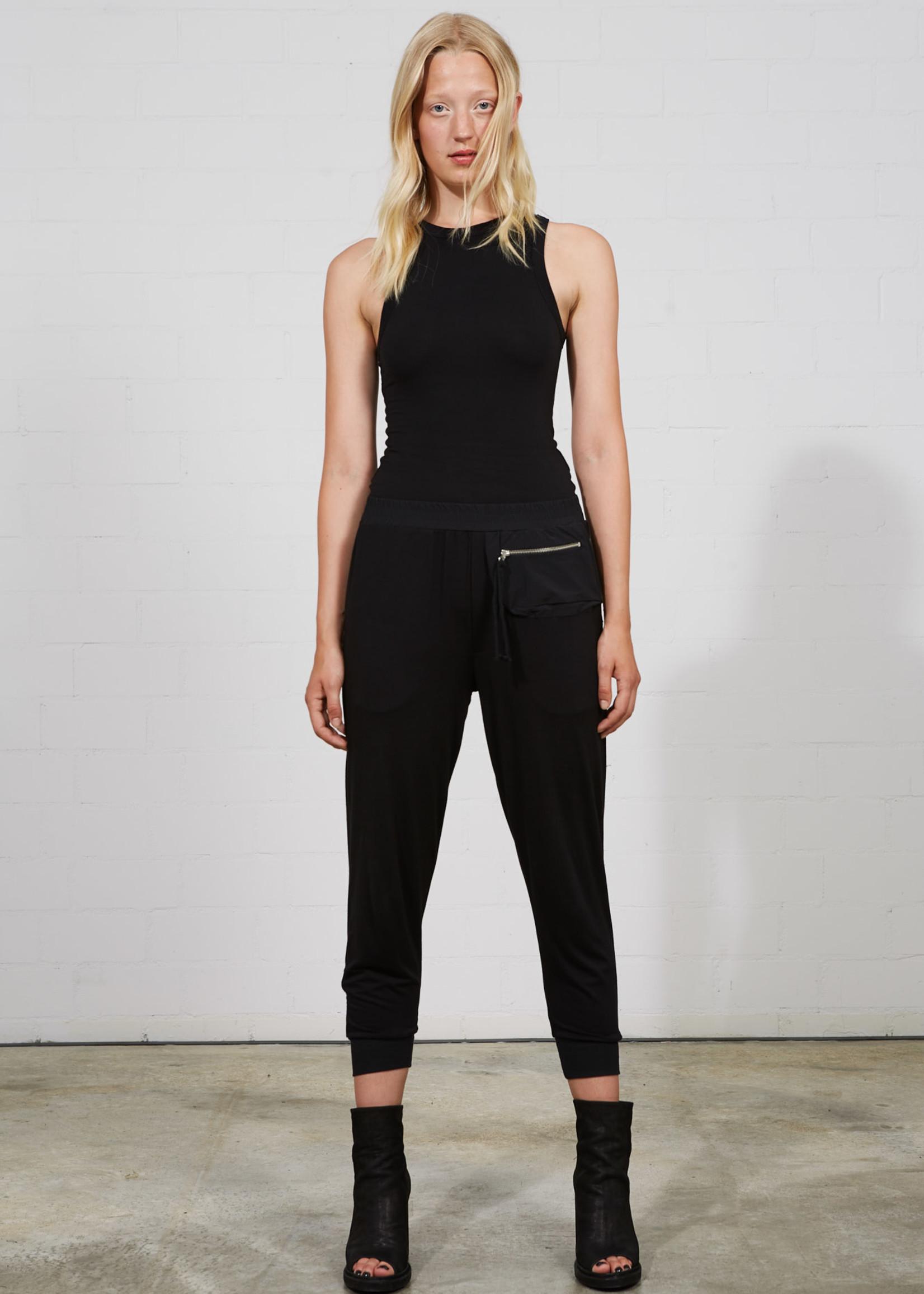 Thom krom Thom krom jumpsuit Black