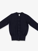extremecashmere x extreme cashmere little cardi navy