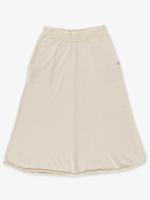 extremecashmere x extreme cashmere x midi skirt, beige