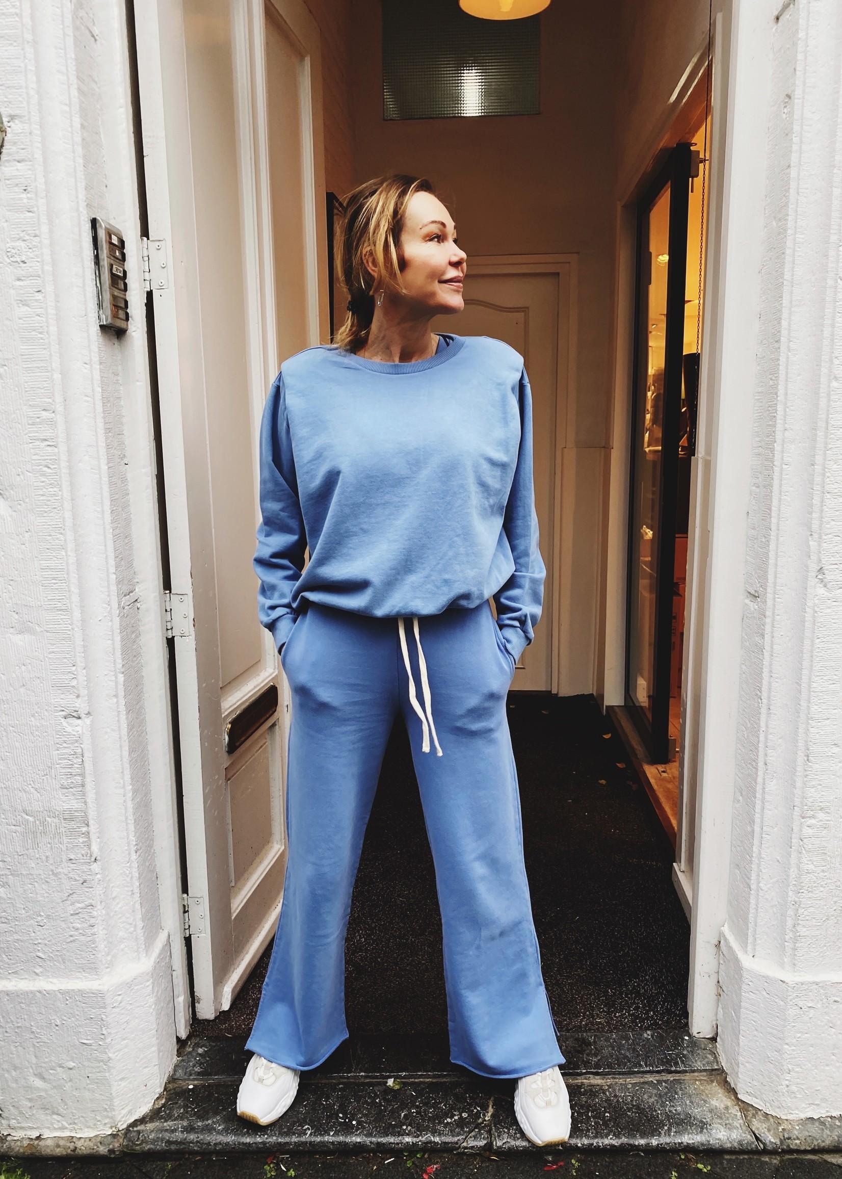 Ame ame antwerp darla sweater blue