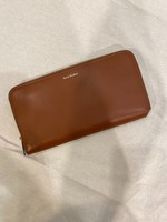 Acne Studios acnestudios wallet leather, camel