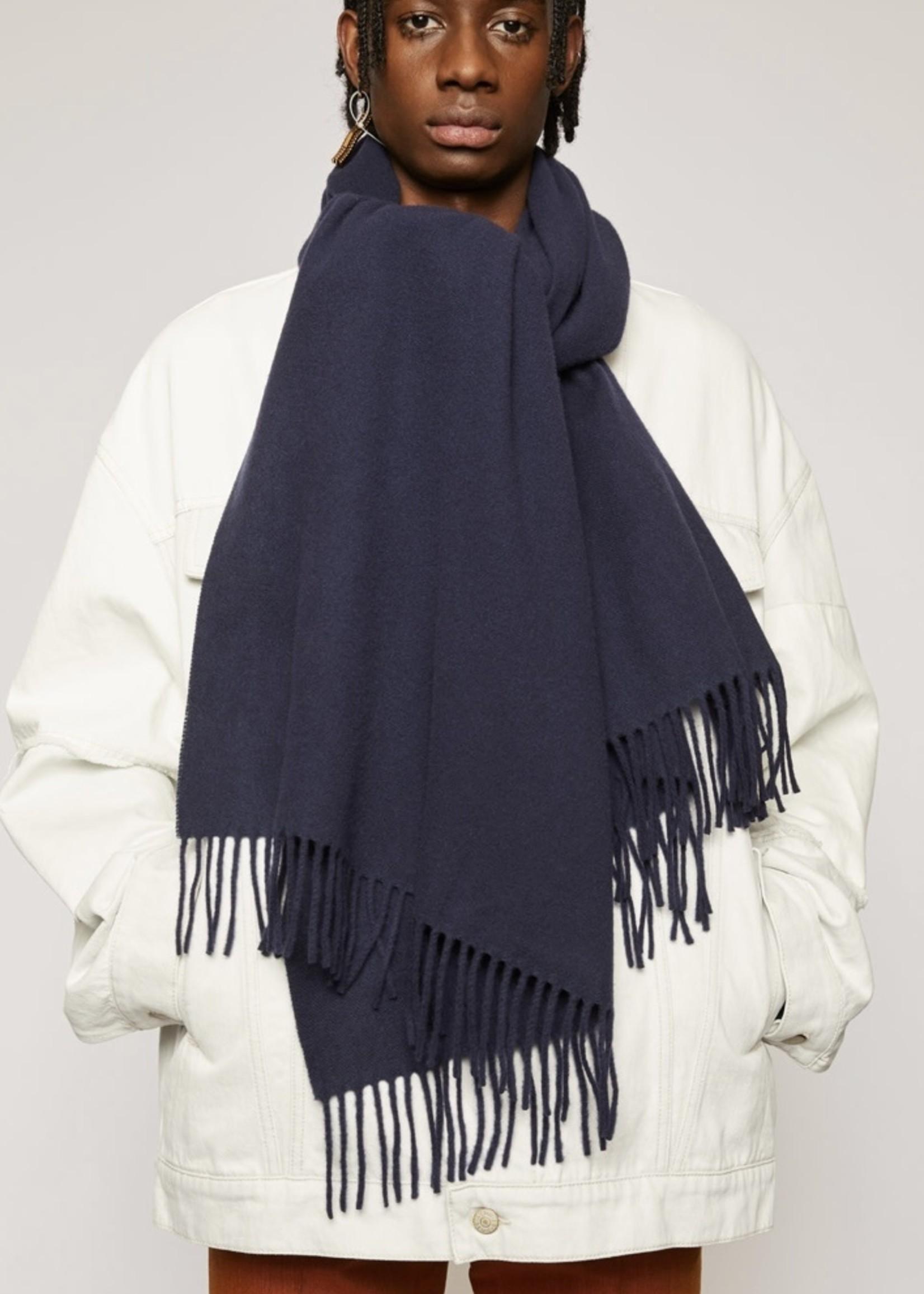 Acne Studios acnestudios canada new scarf navy