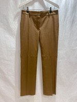 Joseph Joseph  coleman Leather stretch ,camel 38