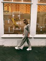 Lisa yang Kate pants pebble
