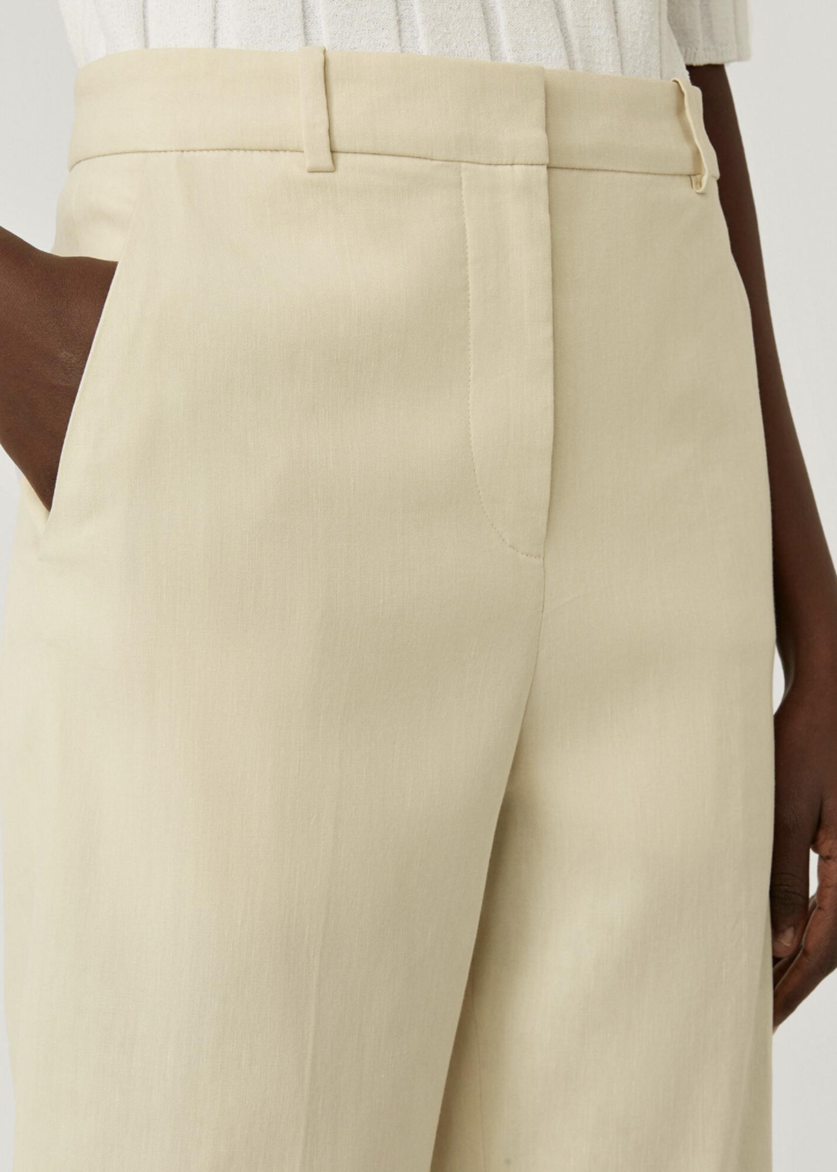 Joseph joseph trina strech linen cotton pants , oat
