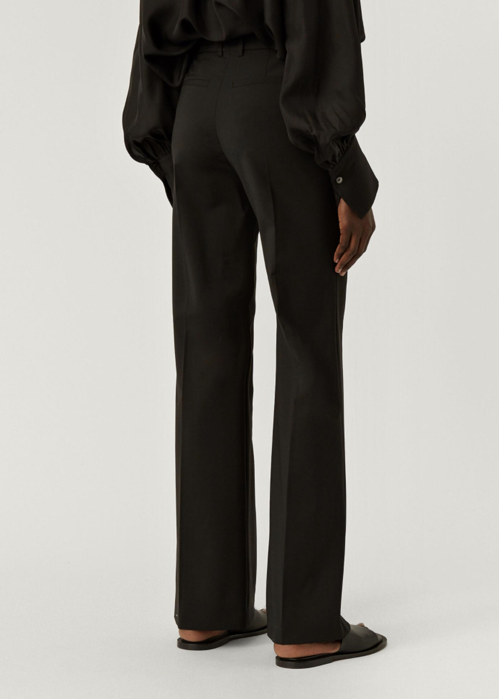 Joseph joseph morissey light wool suiting pants ,black