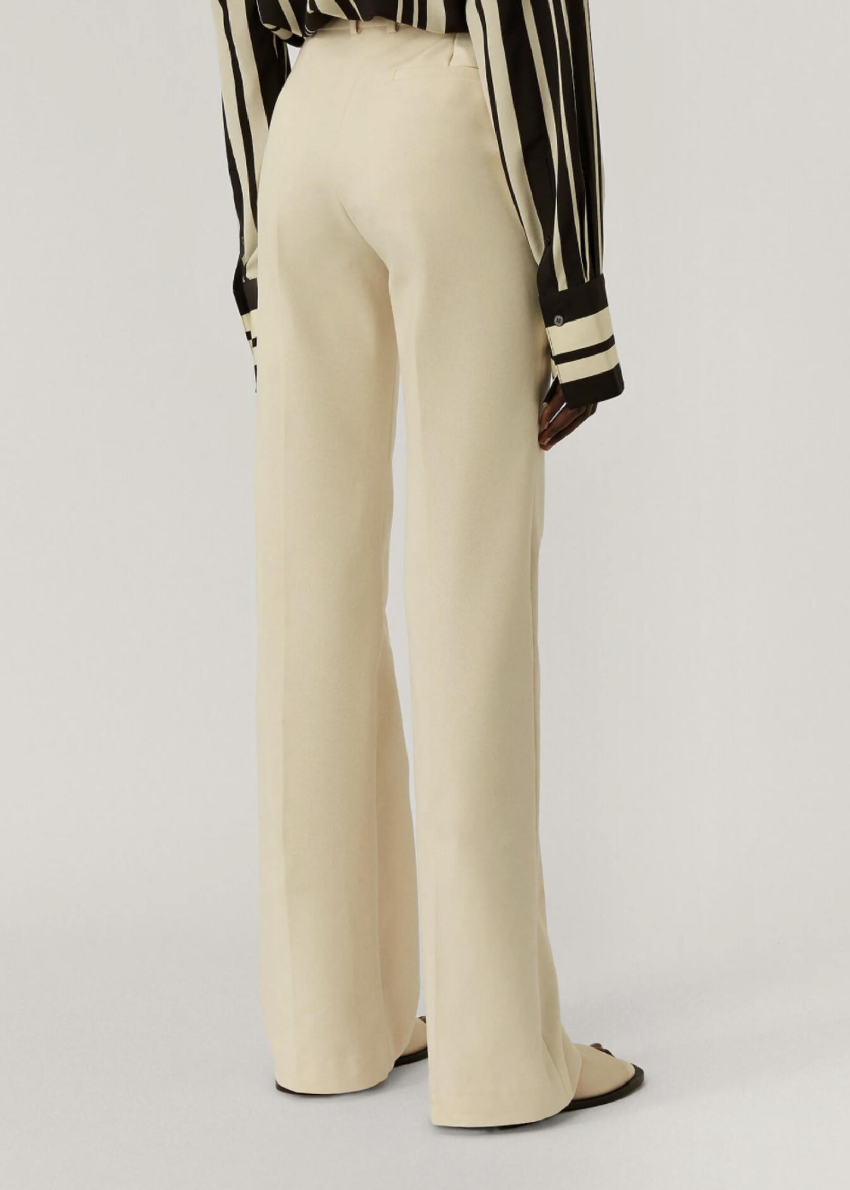 Joseph joseph richard bi stretch straight leg pants, ivory