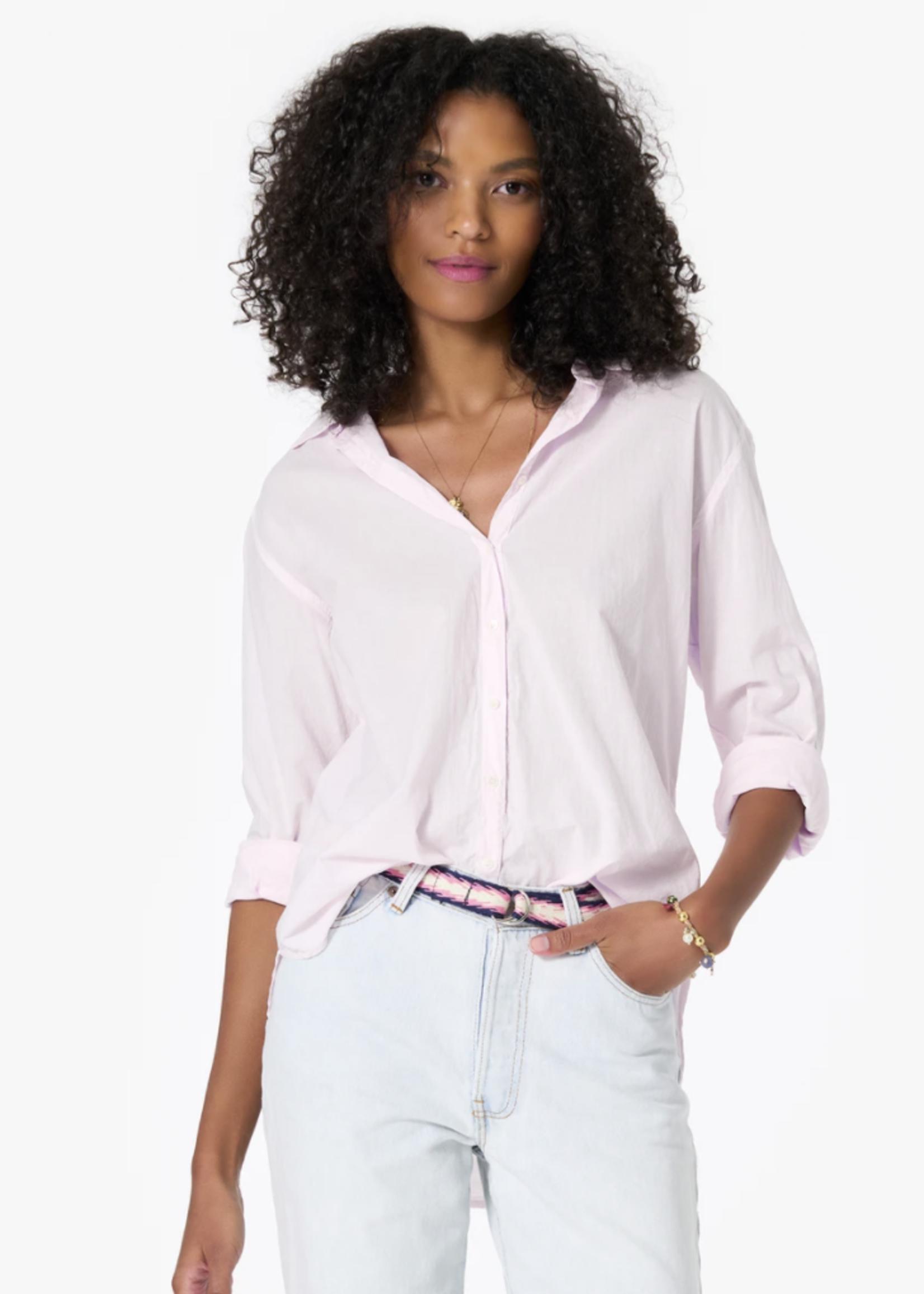 xirena xirena beau shirt lilac tint lit