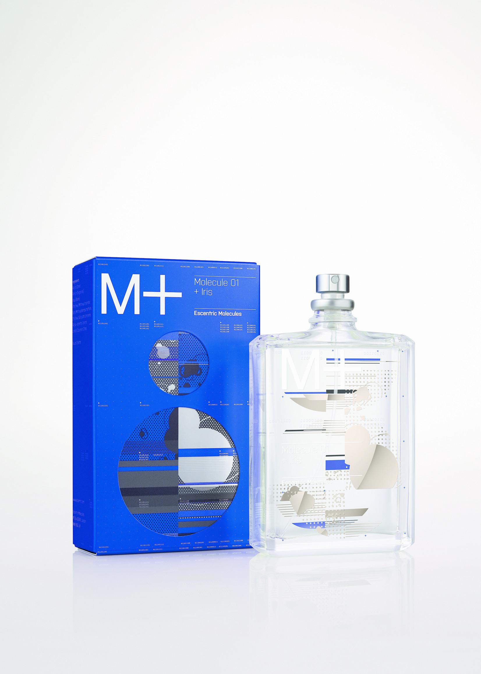 Escentric molecules Molecule 01+Iris 100ml