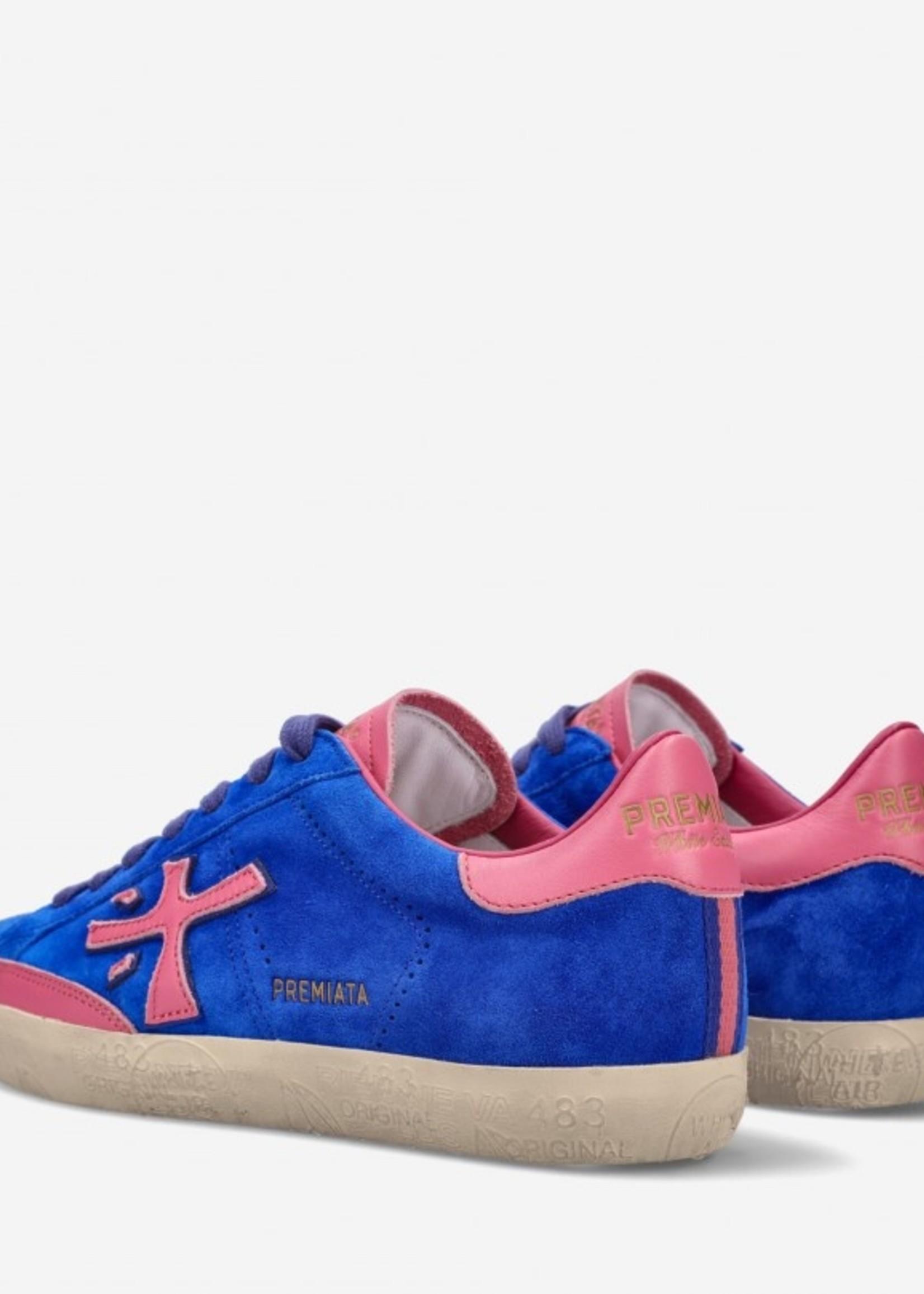 premiata Premiata sneakers stevend blue/pink