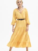 colores colores santorini dress marigold