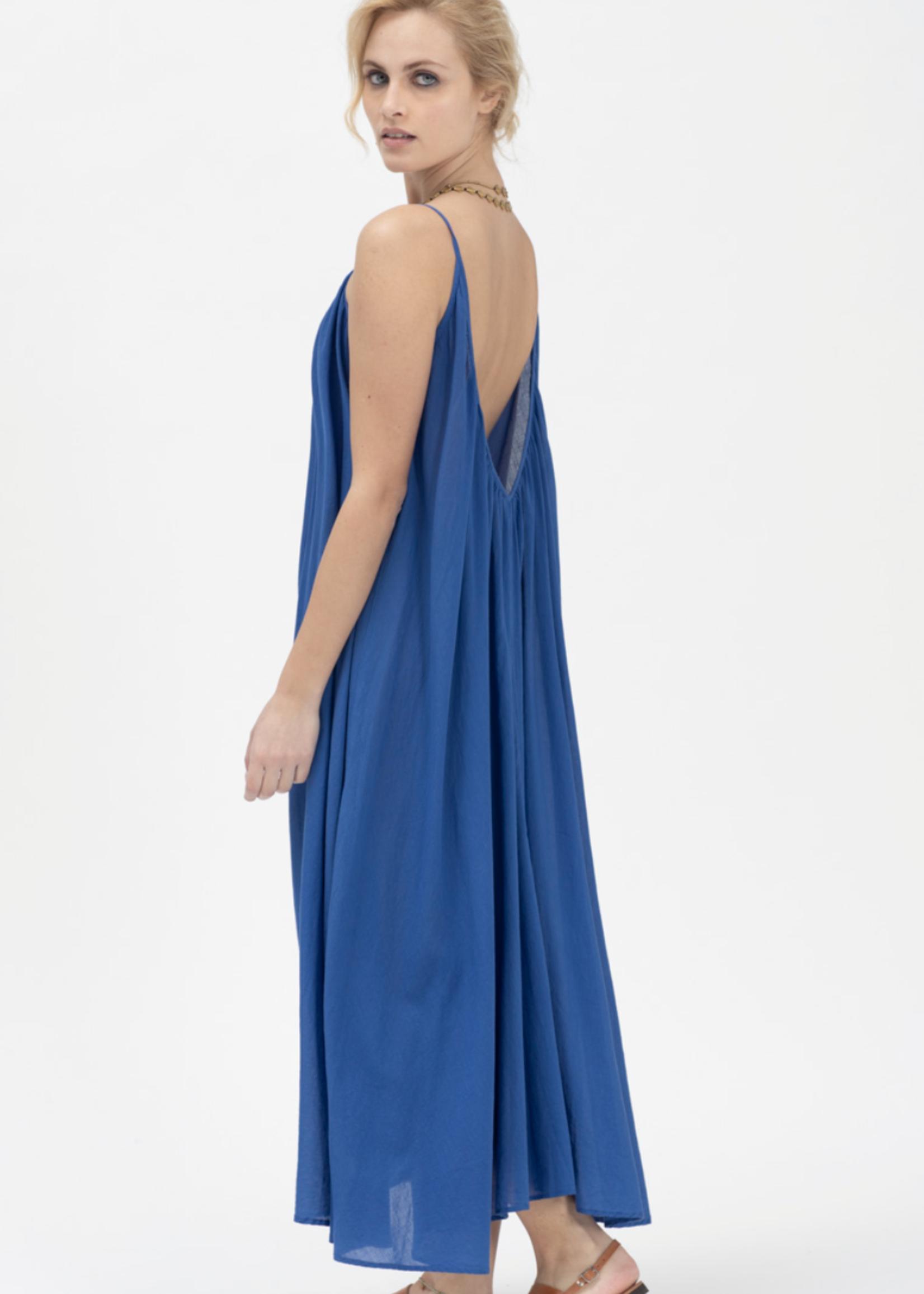 colores colores symi dress classic blue
