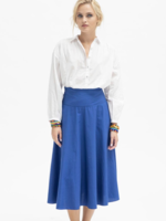 colores colores andros skirt classic blue