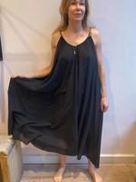colores colores symi dress black
