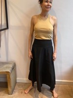 colores colores andros skirt black