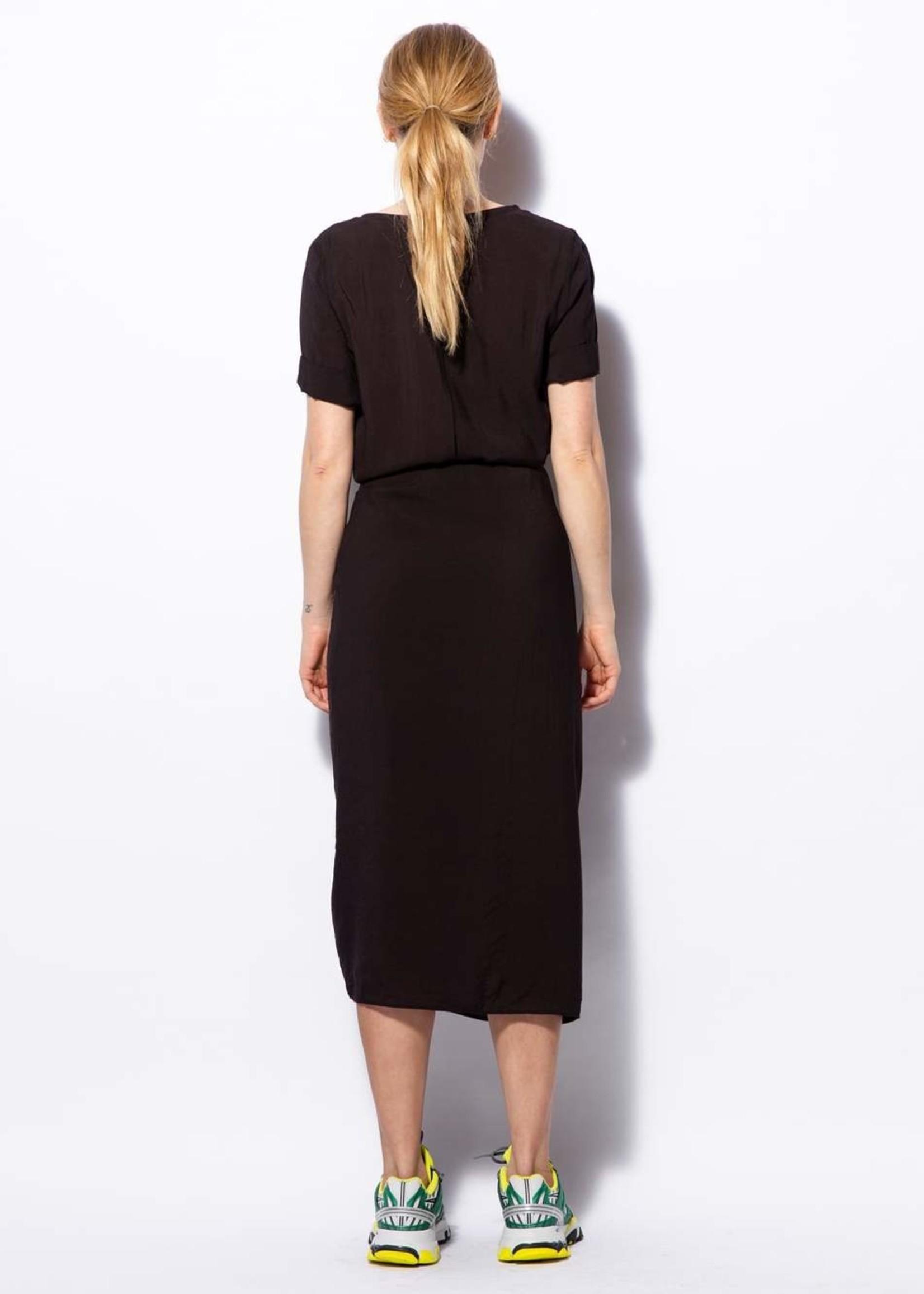 Ahlvar gallery Ahlvar gallery talima  dress, washed black