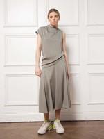 Ahlvar gallery  ofelia skirt , light military
