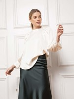 Ahlvar gallery Ahlvar gallery cheyenne blouse off white