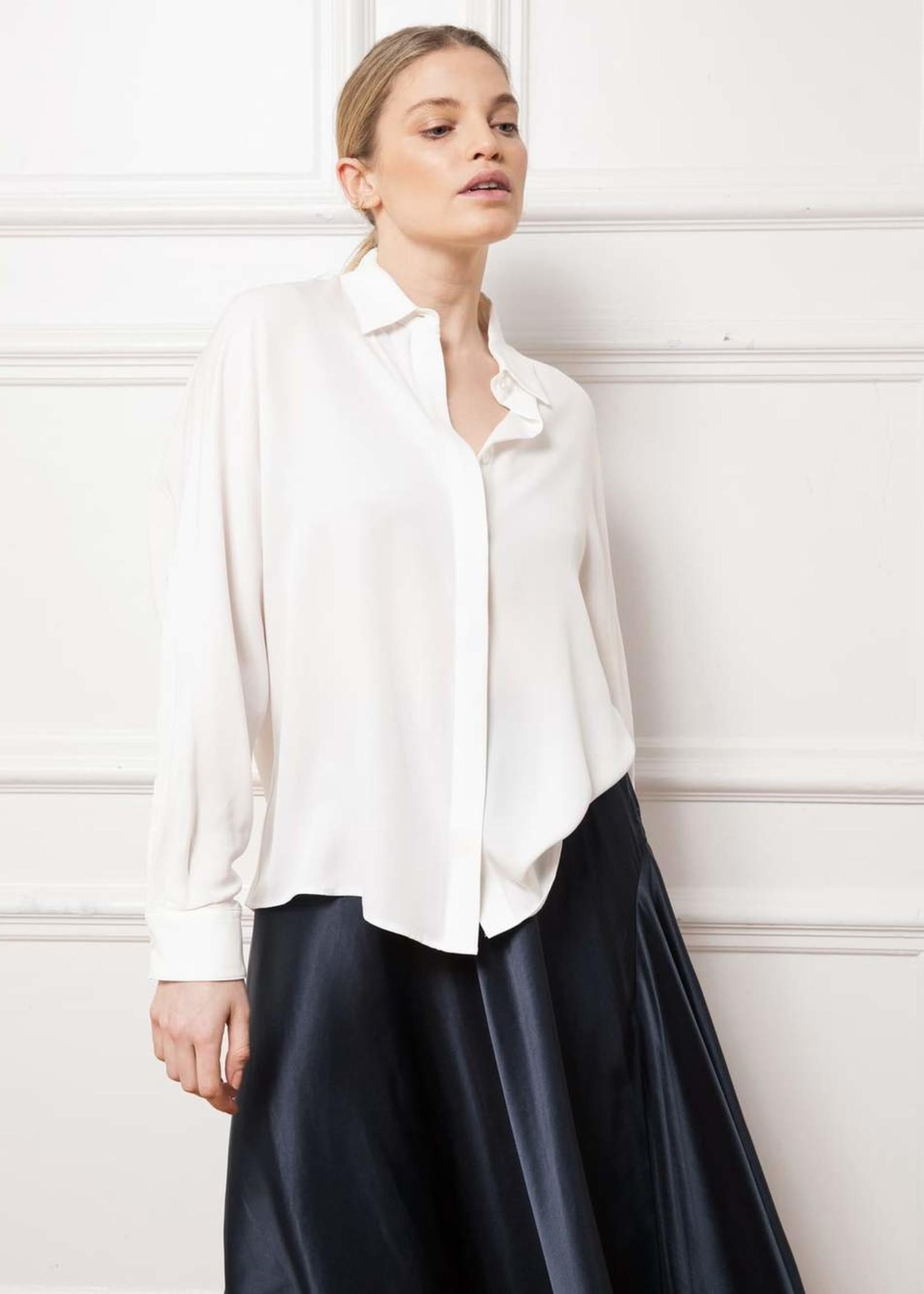 Ahlvar gallery Ahlvar gallery gia shirt off white