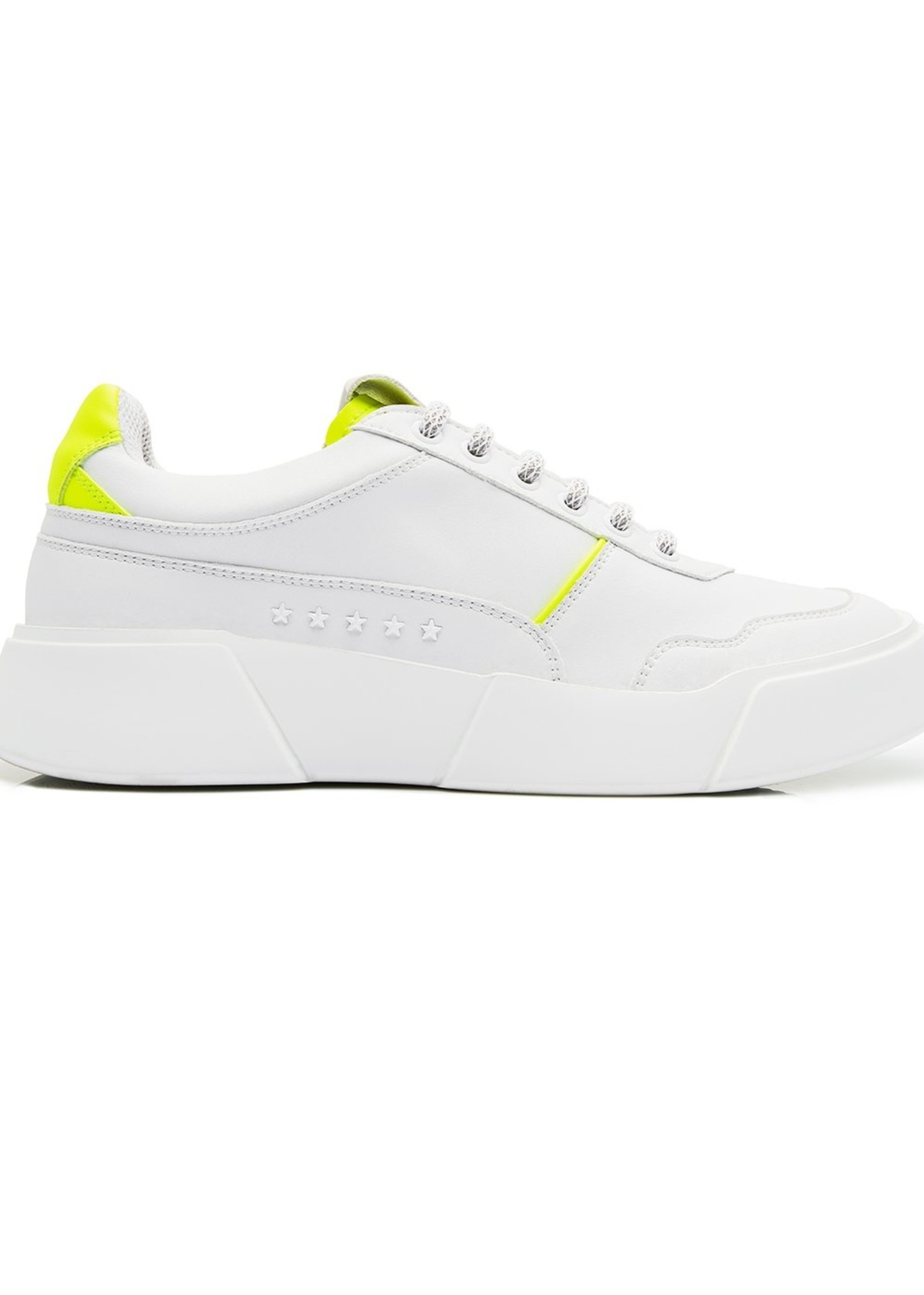 Premium Basics Premium basics sneaker neon fluor
