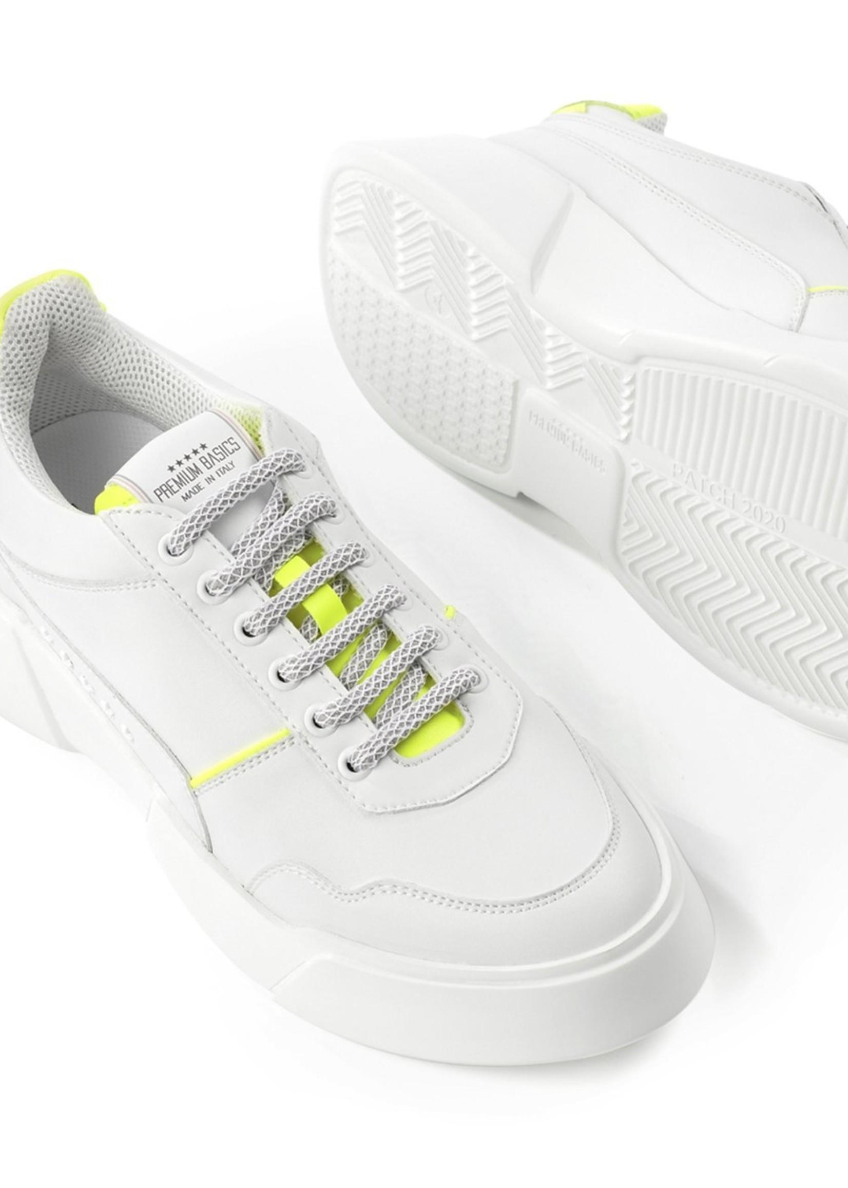 Premium Basics Premium basics sneaker neon fluo
