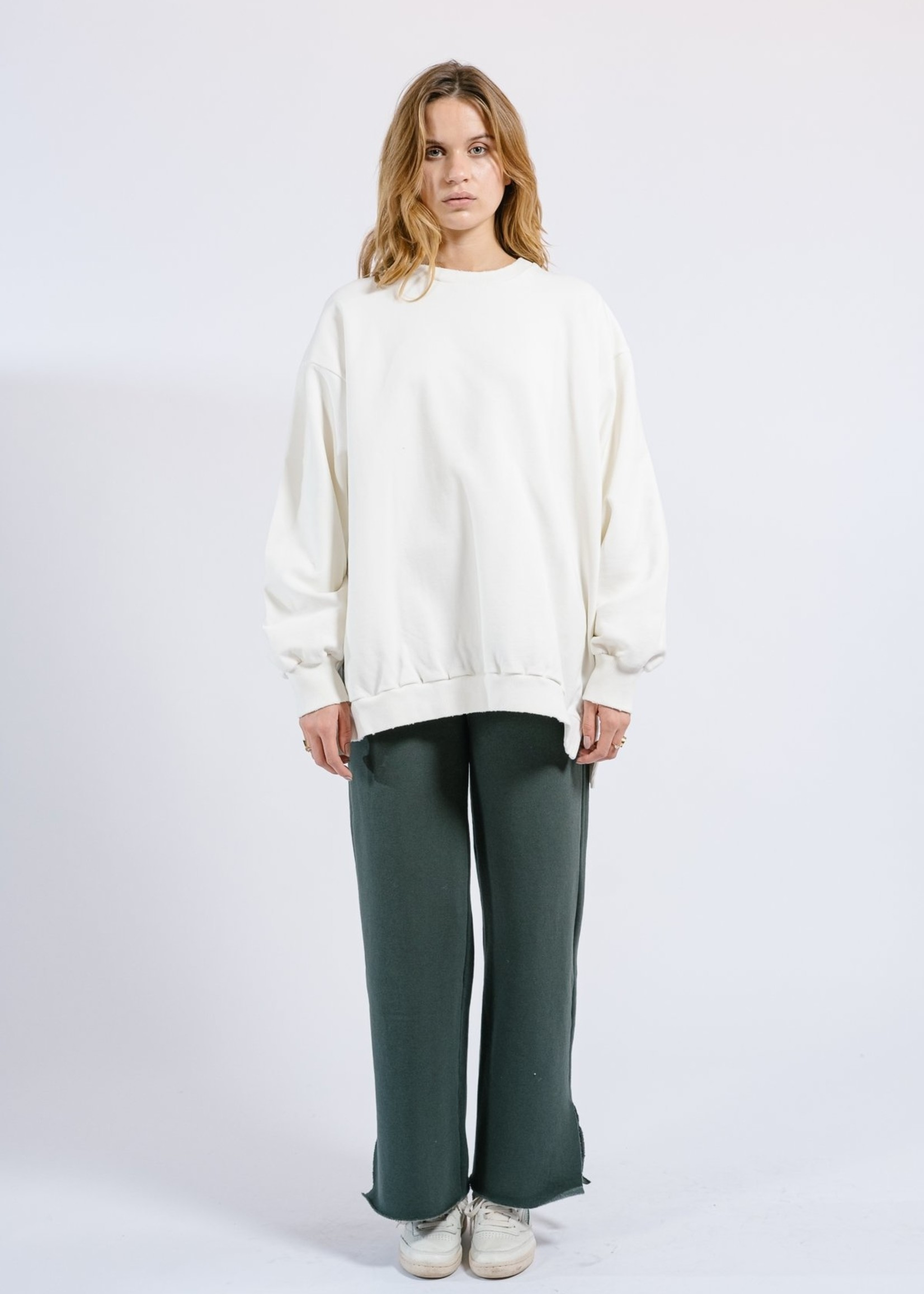 Ame ame antwerp ulla sweater off white