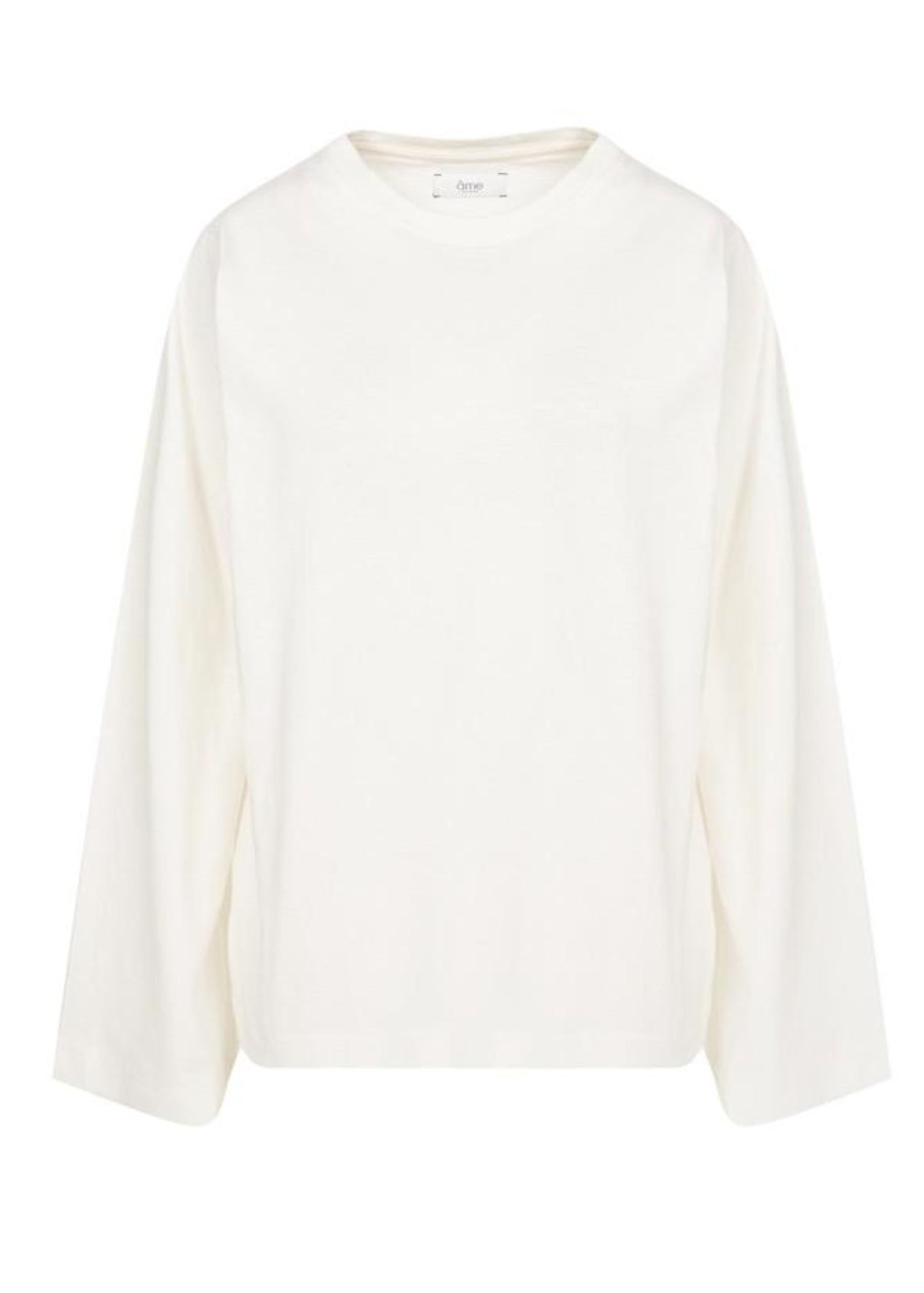 Ame ame antwerp enora shirt wide longsleeve , off white