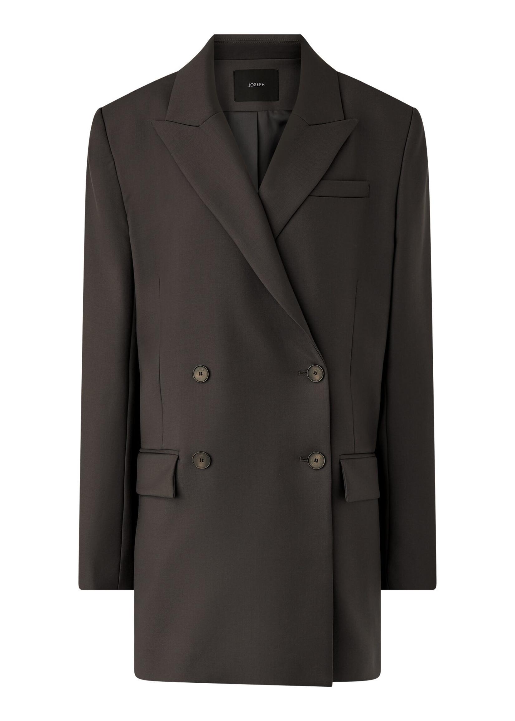 Joseph Joseph joni jacket tailoring wool , iron