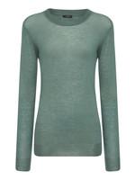 Joseph Joseph roundneck neck cashmere sweater , mineral