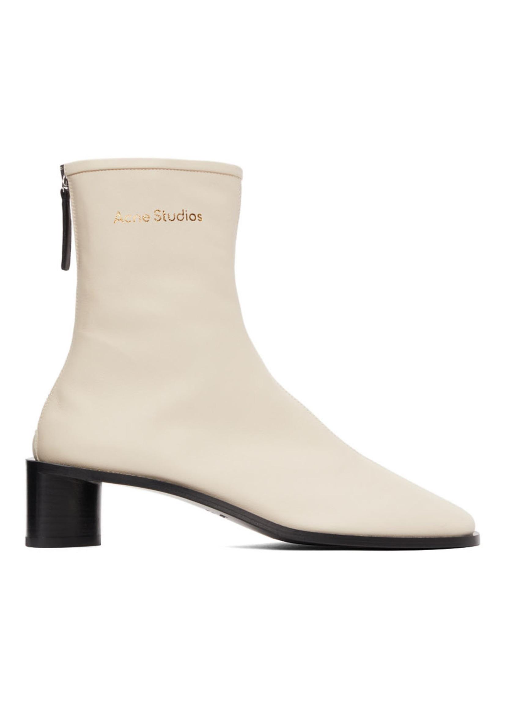 Acne Studios Acnestudios bertine boots off white 38