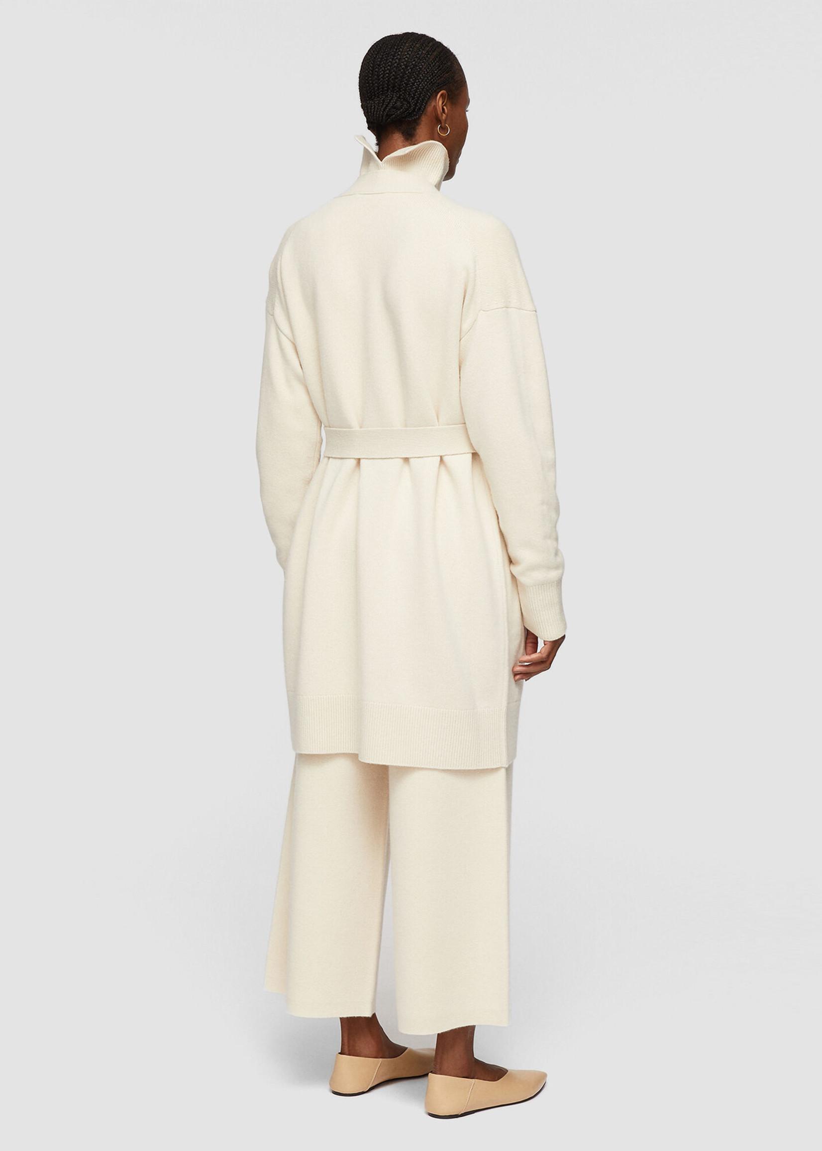Joseph Joseph cardigan soft wool , ivory