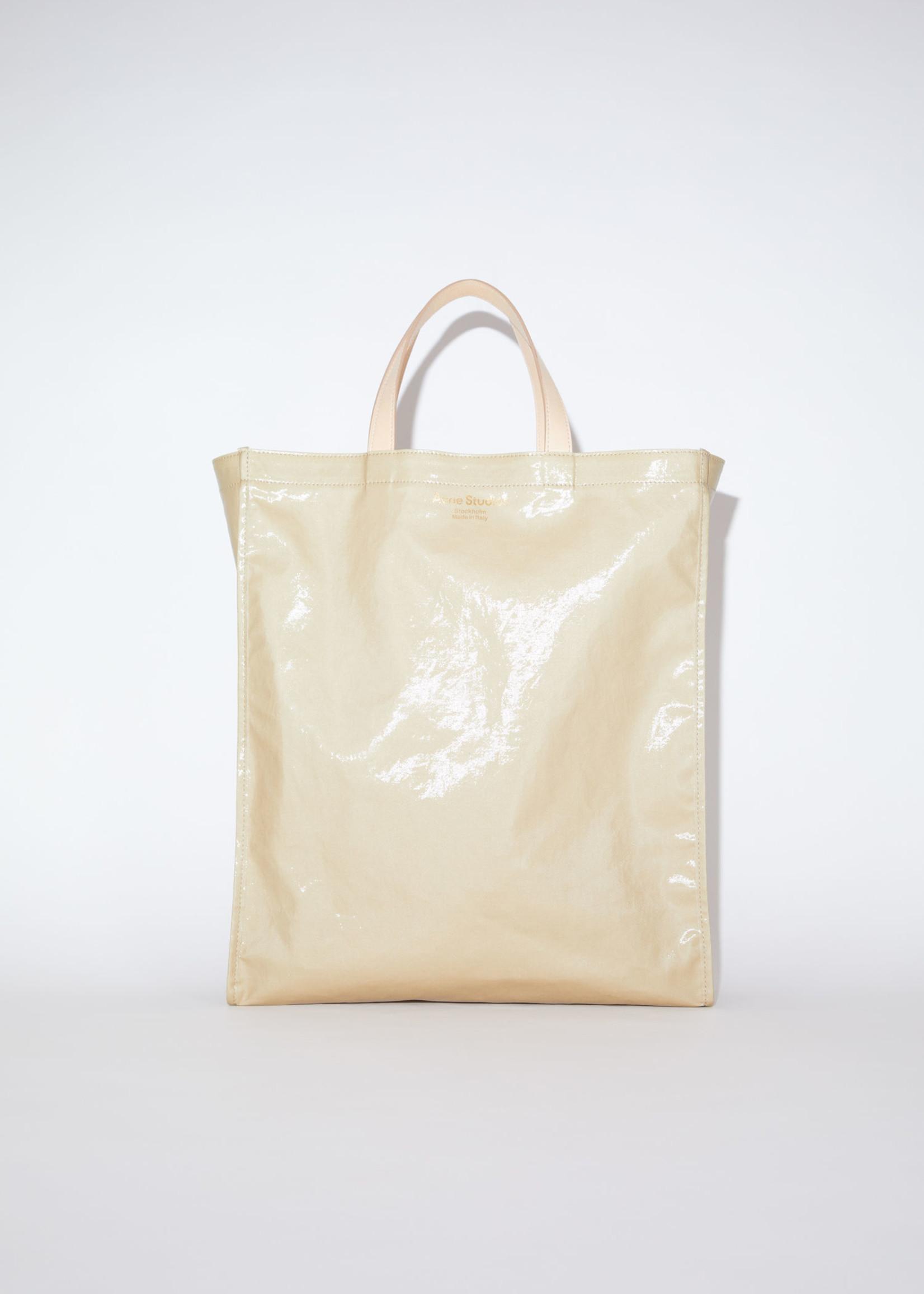 Acne Studios Acnestudios shopper beige