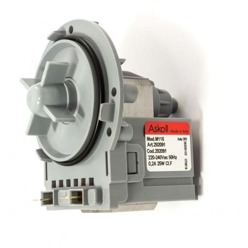 LG EAU61383505 Afvoerpomp Alternatief van Wasmachine