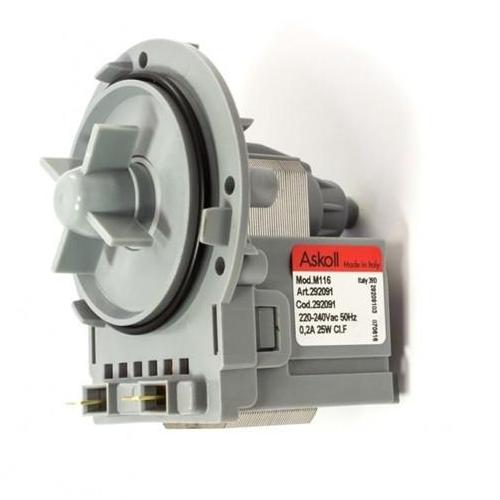 LG wasmachine afvoerpomp alternatief EAU61383505