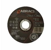 Abracs 115 x 1.0 x 22 mm doorslijpschijf inox/metaal  (voordeelpak)