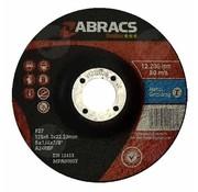 Abracs 125 x  6.0 x 22 mm afbraamschijf metaal