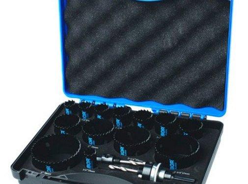 Labor Cassette gatzaag Bi-metaal Combi pvc