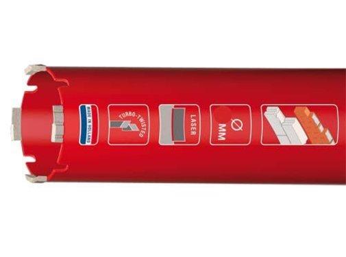 Carat Nastroc® droogboor  lengte 300 mm M30