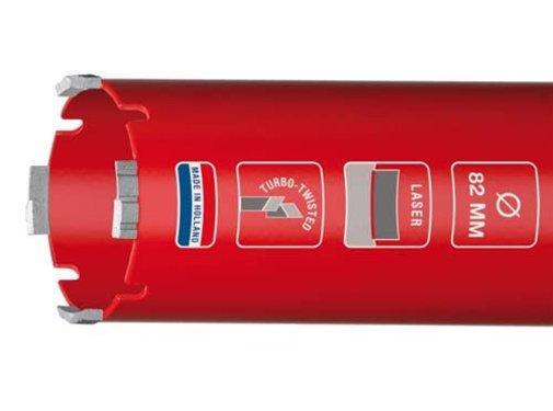 Carat Dustec® droogboor lengte 340 mm M16