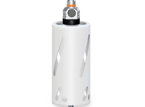 Mandrex MXqs gatzaag extra lang 165 mm Bi-metaal | incl. MXqs adapter excl. centreerpin