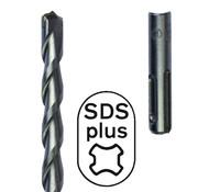 Labor SDS plus betonboor asymmetrische spiraal