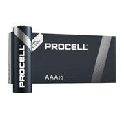 Duracell batterijen  Procell  (10 stuks) AAA LR03