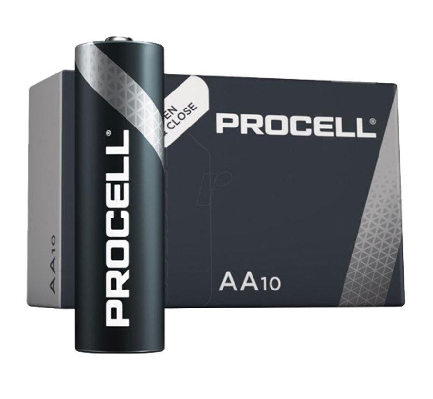 batterijen Procell AA LR6 (10 stuks)