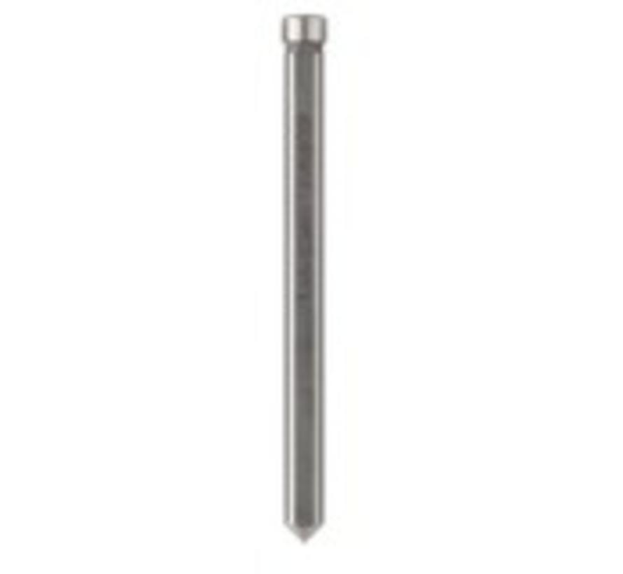 Centreerstift t.b.v. Kernboren lengte 50 mm